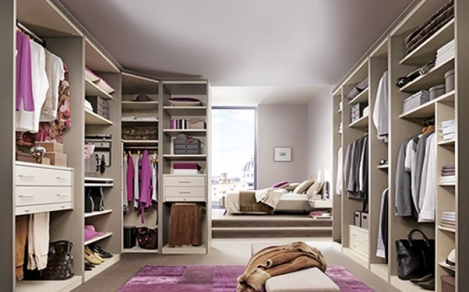 Dressingkamers Liberty : Dressing-kasten Liberty | CeLio slaapkamers en dressings
