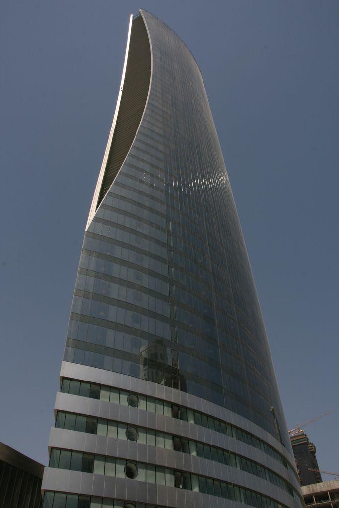 Torre Qatar Navigation, Ba�a Oeste, Doha, Qatar. | + ARQUITECTURA ...