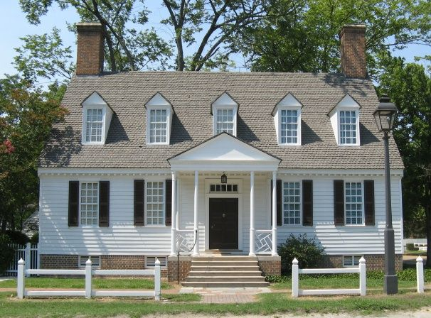 1000 Images About American Colonial Style On Pinterest