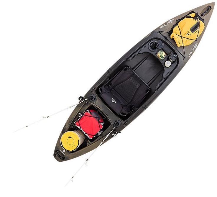 Ascend FS10 Sit-In Angler Kayak - Camo | Bass Pro Shops
