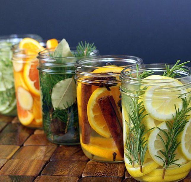 10 DIY Potpourri Recipes to Keep Your Home Smelling Good via Brit + Co.