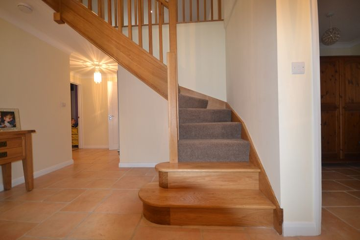 Transforming a small loft hatch into a larger opening to make room for a bespoke, oak staircase: