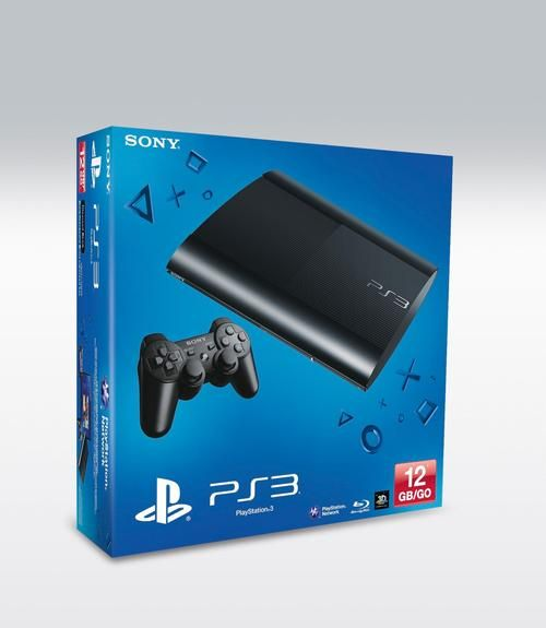 Playstation 3, Console + 12 GB | Console | 0711719217527 | Cosmox.nl | Altijd alles gratis thuisbezorgd.