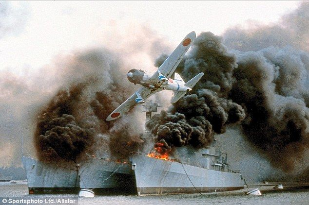 Pearl Harbour was a 2001 film directed by Michael Bay and starred Ben Affleck and Kate Beckinsale