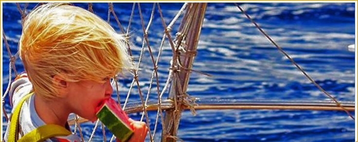 SAILORAMA Segelreisen (auch vegan?)