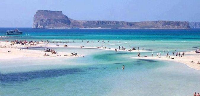 Balos Beach, Chania, Crete