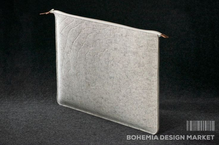 >>Laptop Felt and Leather Case - by KZNR<<  Enjoy Uniqueness & Quality of Czech Design http://en.bohemia-design-market.com/designer/kznr @BohemiaDesignM #love #leather #design #czechrepublic #original #bohemiadesignmarket