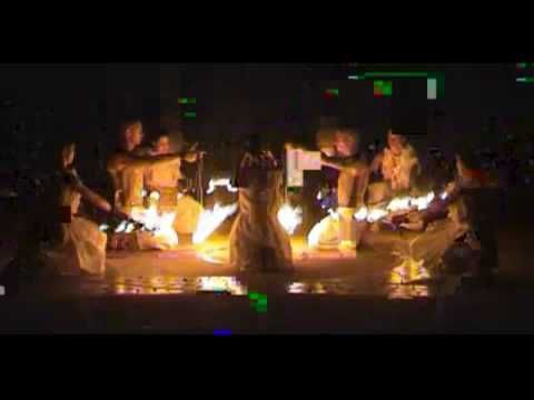 ALMA Fire Show - spot