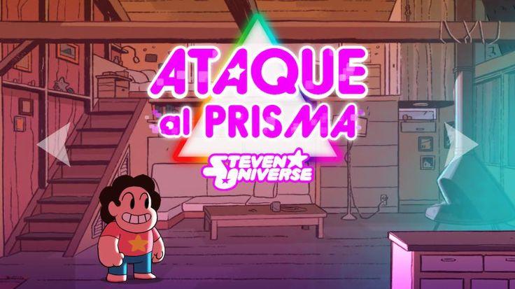 Ataque al Prisma, de Steven Universe, es la App gratis de la semana