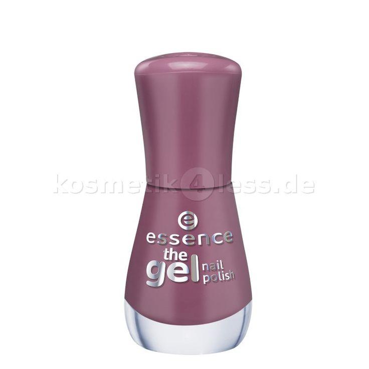 essence - Nagellack - the gel nail polish 67 - love me like you do - Cosmetics & False Eyelashes
