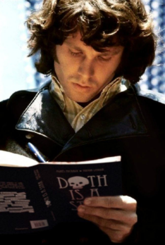 Jim-Morrison-Writer-Reading