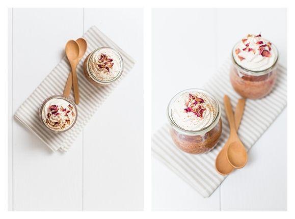 Silvester-Dessert mit Überraschungseffekt
