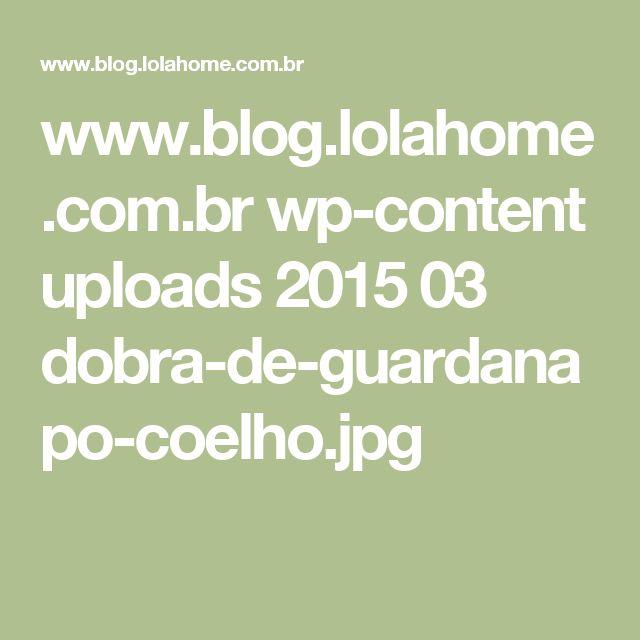 www.blog.lolahome.com.br wp-content uploads 2015 03 dobra-de-guardanapo-coelho.jpg