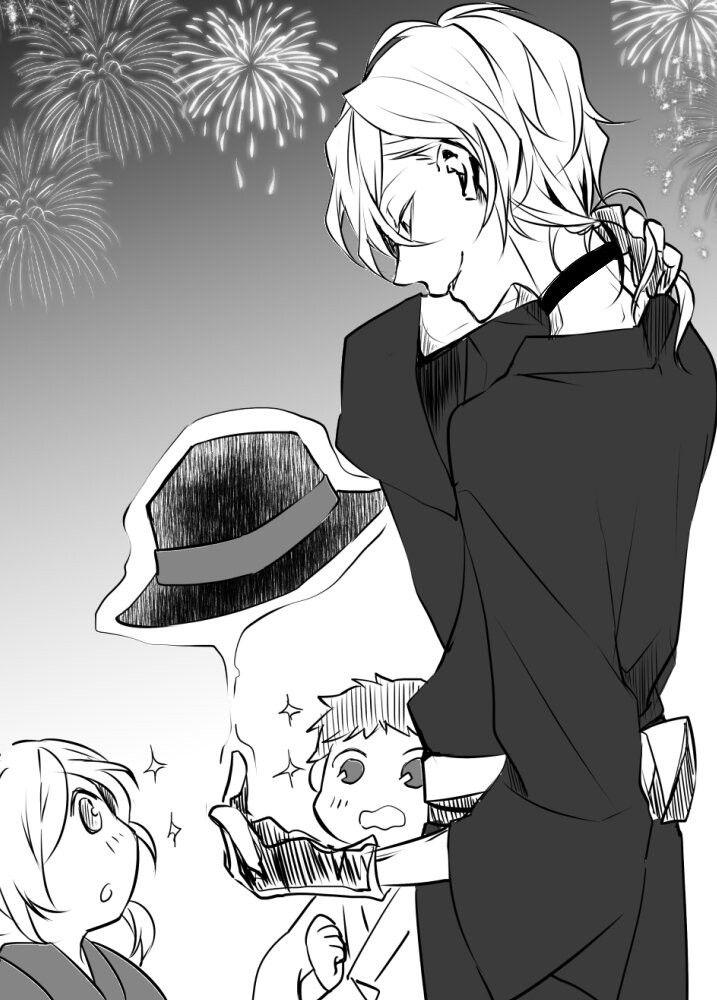 CHUUYA LOVES KIDS (´∀`*)