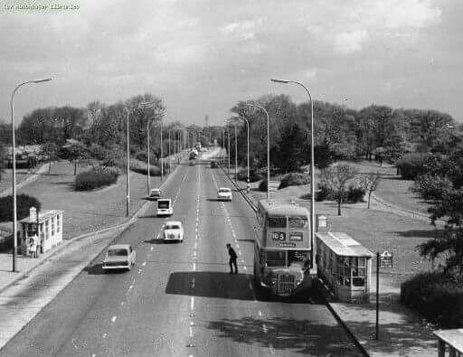 Princess Parkway 1960