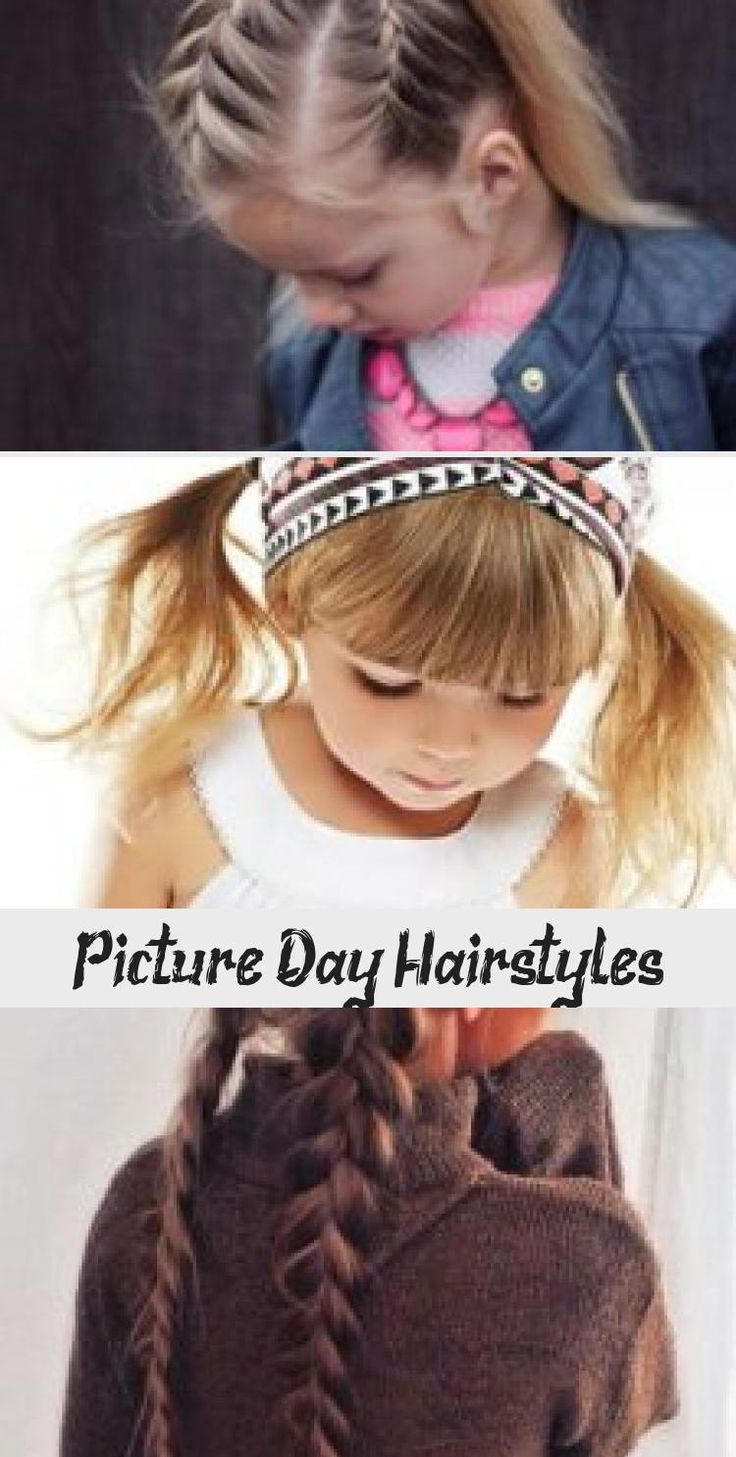 Cute Picture Day Hairstyles for Elementary School Girls #babyhairstylesEdges #babyhairstylesStepByStep #babyhairstylesVideos #babyhairstylesFunny #babyhairstylesWithRubberbands