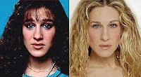 Sarah Jessica Parker-before and after – Mimi Schoenenberger