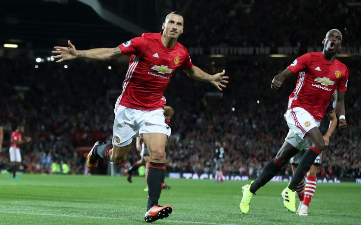 Zlatan Ibrahimovic and Paul Pogba in line for Manchester United returns against Newcastle