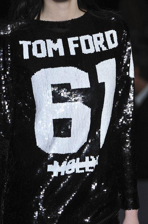 Tom Ford fall 2014 - Tuba TANIK