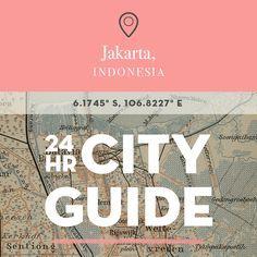 24 Hours in Jakarta, Indonesia - #travel #traveltips #asia #indonesia #jakarta
