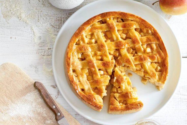 Veel Hollandser kan het niet: appeltaart. Kies je favoriete appel en maak er een feesttaart van - Recept - Allerhande
