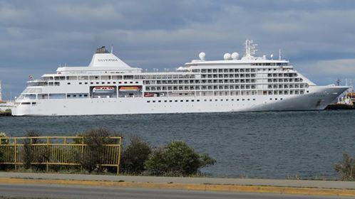 Crucero en Punta Arenas