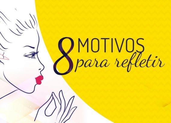 O Dia Internacional da Mulher serve para nos lembrar da prática da igualdade de direitos entre homens e mulheres.