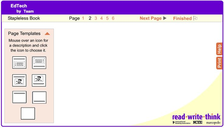 Here Is A Handy Tool Students Can Use to Create Short Books in Class