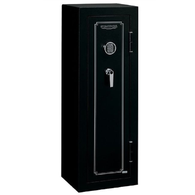 Stack-On 10-Gun Matte Security Safe