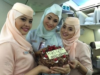 Royal Brunei Airlines Celebrates 40th Anniversary