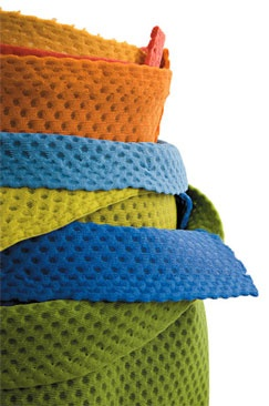 Susan Lyons For Herman Miller Design Balance Standout This Polyester Knit In 13 Colors Has Made The Popular Embody Chair An Even Bigger Hit