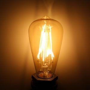 Vintage LED Bulb Archives - China Vintage LED Filament Bulbs Factory