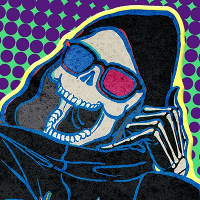 Let It Die the Game on  How many different pairs of glasses does Uncle Death have hidden in that jacket? Wouldn't you like to know...  https://www.facebook.com/838414669623843/posts/908777685920874