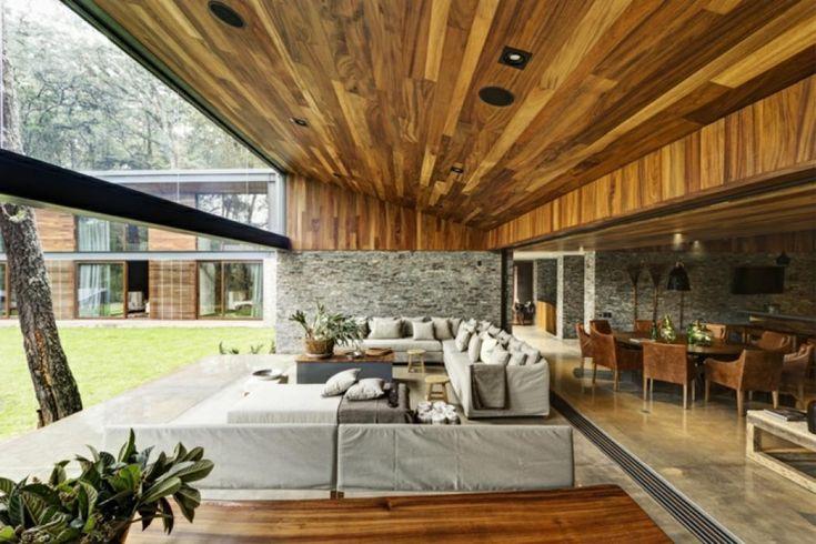 Deux maisons pour une seule belle demeure rustique | Vivons maison