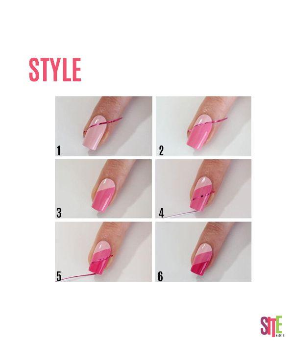 Chicas, acá tiene un style para personalizar sus uñas  con los esmaltes OPI PERU  #uñas #sitemagazine