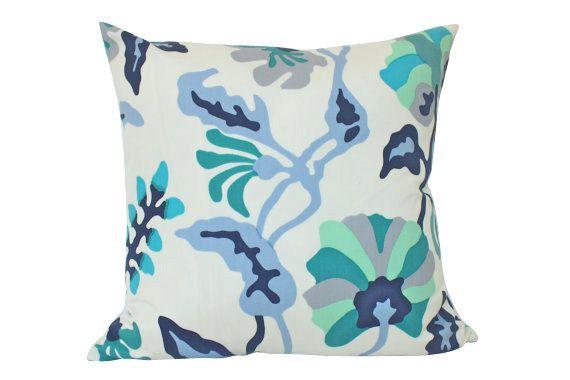 Alan Campbell Potalla Outdoor Pillow Cover by ThePillowStudioShop