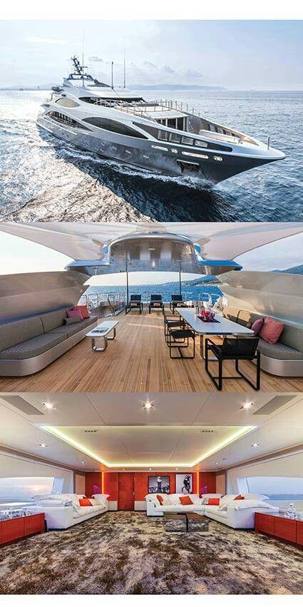 LadyLuxury yacht