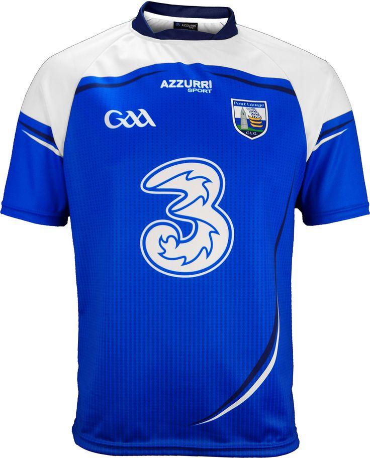 Azzurri Sport Waterford GAA Goalie Jersey