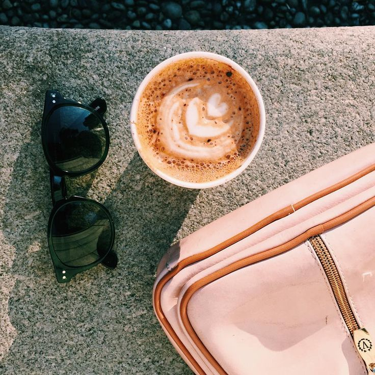 How to start the day the right way: drink your coffee, put your EPOS sunglasses on and go conquer the world! The suggestion comes from @Torinyc on Instagram.