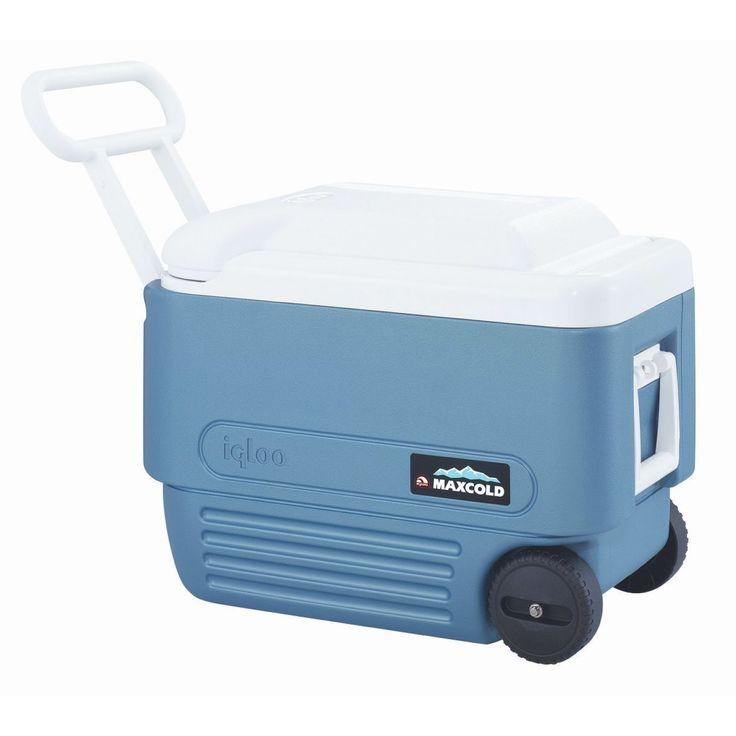 Igloo Maxcold Ultra Roller Cooler * Visit the image link more details.