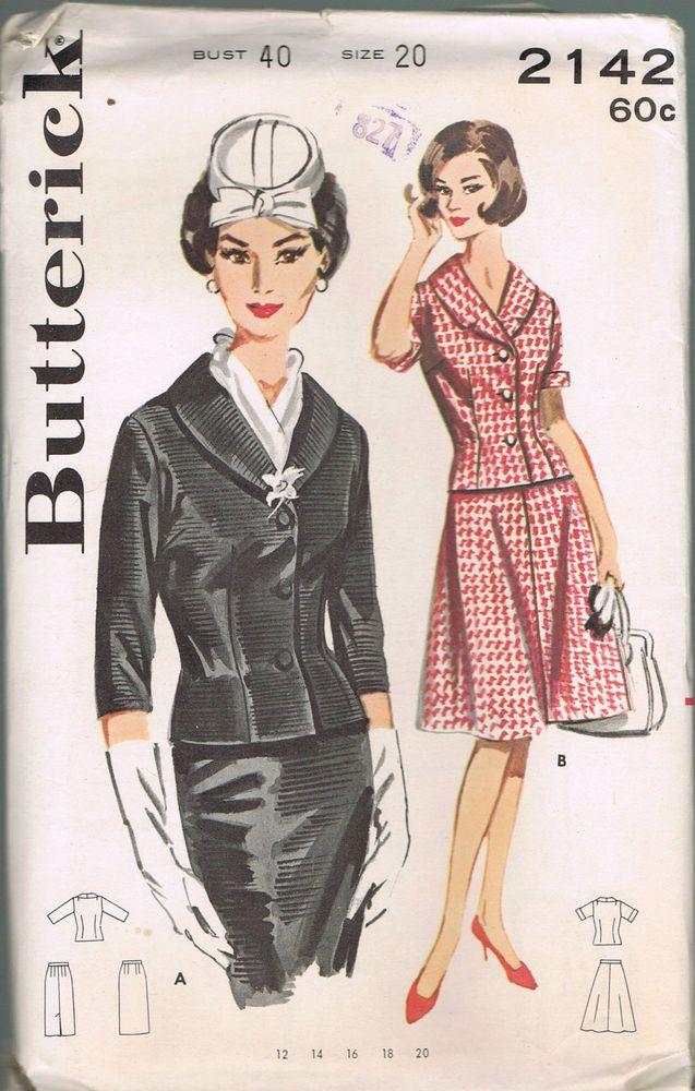 757 besten Sew Vintage Bilder auf Pinterest | Vintage kleider ...