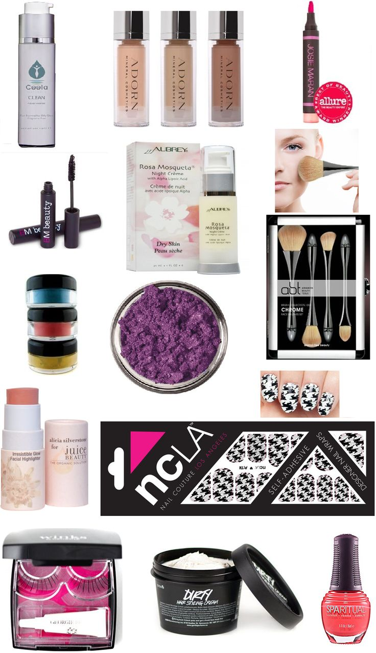 Makeup Brands: 17 Best Images About Cruelty-free Products On Pinterest