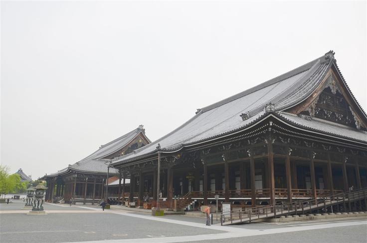 Nishi-Honganji temple