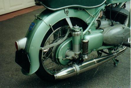 Adler MB 250