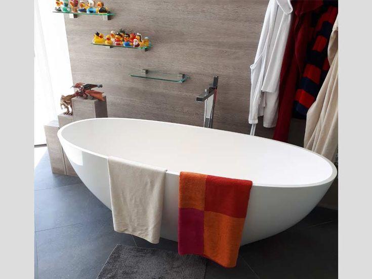 ... Die Besten 25+ Freistehende Badewanne Ideen Auf Pinterest   Badezimmer  Ablage 80 Cm ...