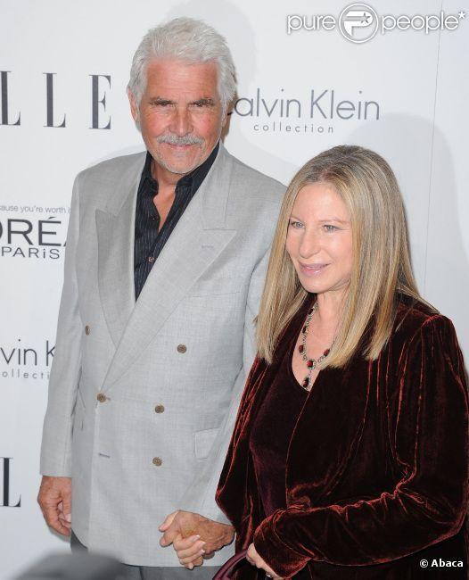 elles+women+2011+streisand | James Brolin et Barbra Streisand au gala annuel des Elle Women in ...