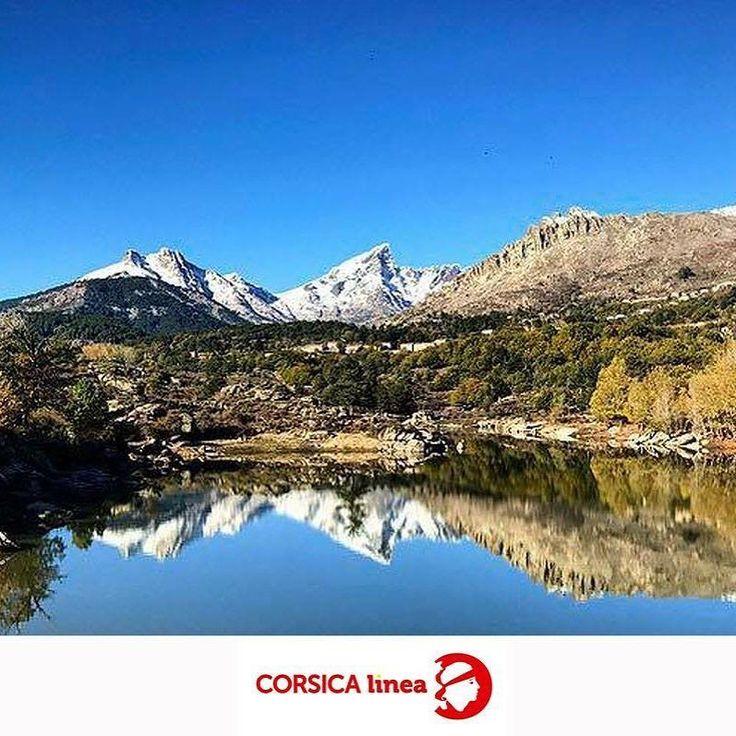 Trà mare è monti.. Encore de belles journées en attendant la fin de l'année ! #pagliaorba  Profitez de la #Corse hors saison rendez-vous sur www.corsicalinea.com