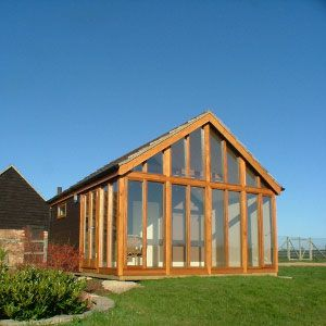 Garden Room with Toilet and Shower | Garden Lodges