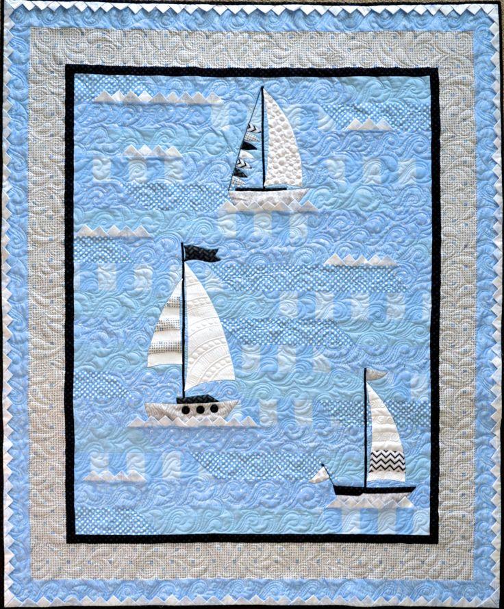 Ahoy Again! Pattern at jillilystudio