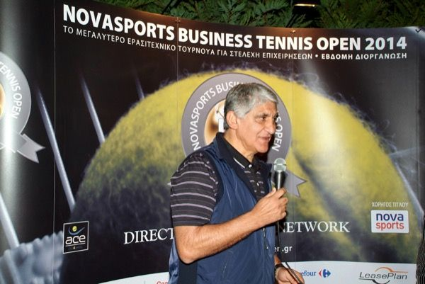 businesstennis open - giannakis